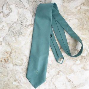 YSL Men's Tie Vintage